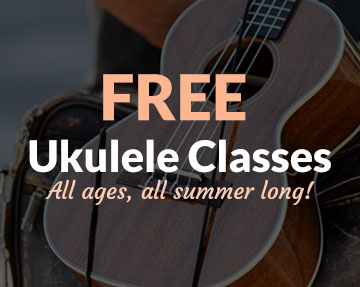 Free Ukulele Classes
